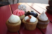 Various local beers play a major role in these bite-sized, mini cupcakes from Pubcakes. Photo Credit: Lauren J. Mapp/The Mesa Press