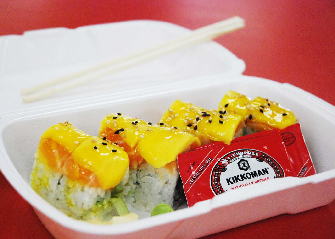 Hooked On Mesa Sushi Bar and Grill's