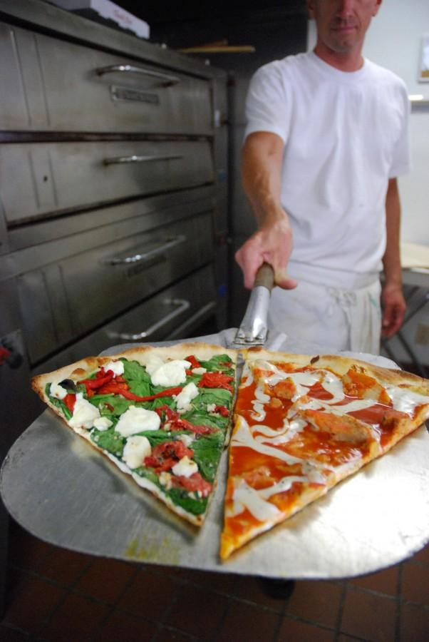 Pauly's Pizza Joint serves up New York pizza By-the-Slice in San Diego