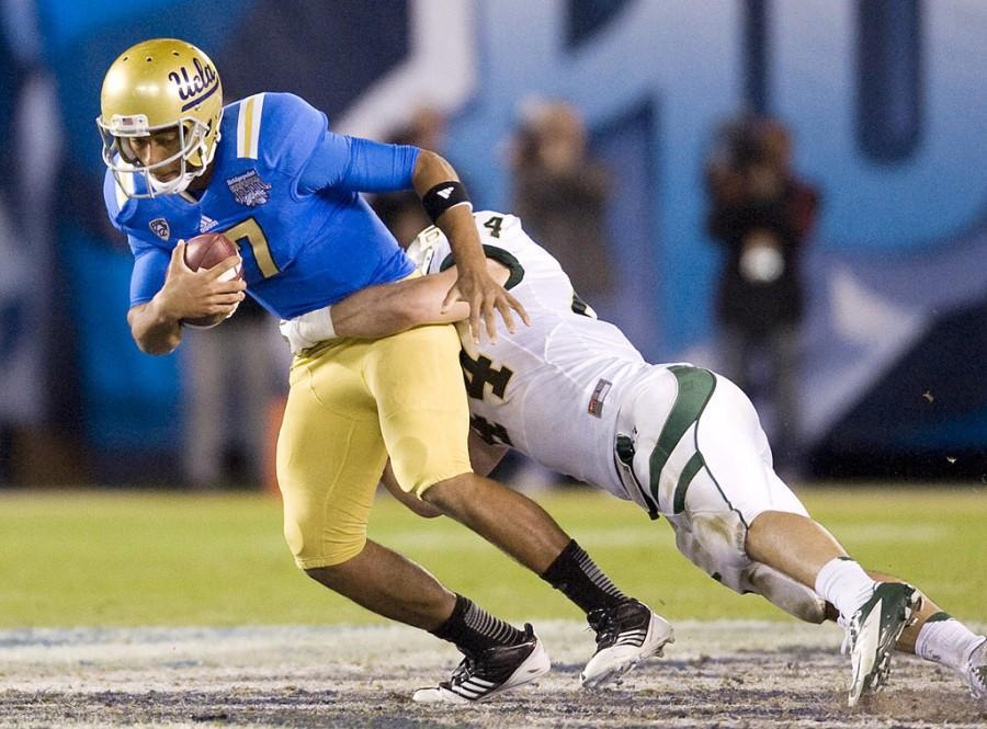 Holiday Bowl: Baylor v. UCLA