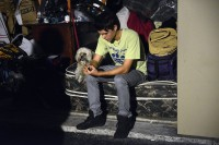 Some students are forced to live on the streets or out of their cars in order to finance their academic expenses. Photo credit: Michael Laughlin/Sun Sentinel/MCT.