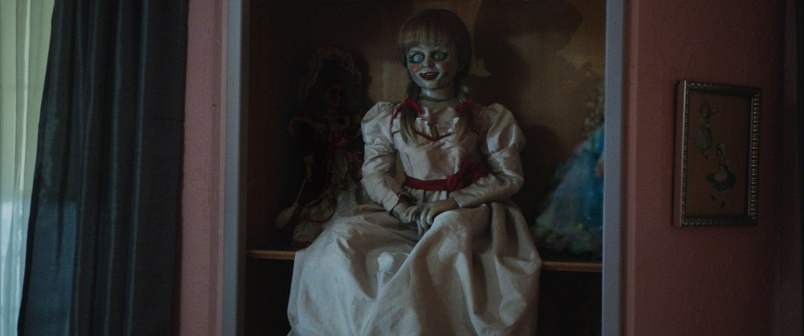 What was once viewed as an innocent doll has now become sinister.  Photo Credit: MCT Campus