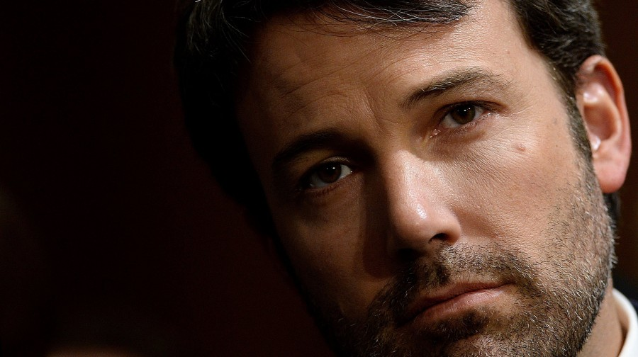 Actor Ben Affleck plays the aloof and unaffected Nick Dunne in one of this years best thrillers, Gone Girl. Photo credit: Olivier Douliery/Abaca Press/MCT