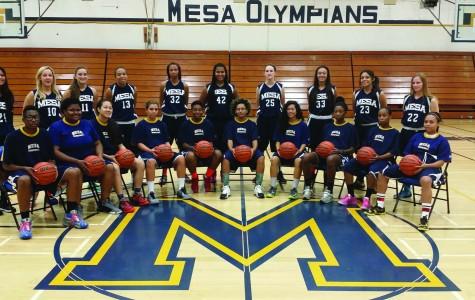 Mesa women's basketball team shoots for successful season