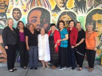 Chicana Discussion Panel Photo