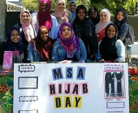 "The recent ""hijab day"" event should not have been such a cause of discussion on campus"