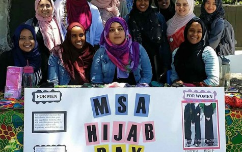 Mesa students wear religious head covering to help fight Islamophobia