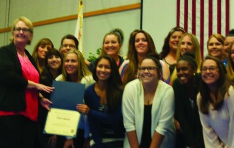 Mesa honors academic, athletic accomplishments