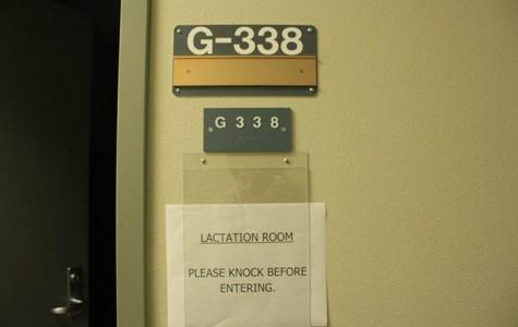 Mesa College installs lactation room
