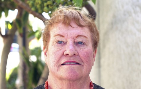 A Farewell to Professor Nancy Bray.