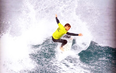 Mesa Surf Club Competes Fiercely