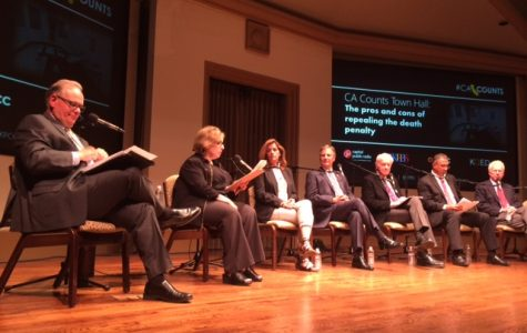Panelists Debate California Death Penalty Propositions