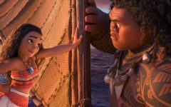 Moana makes a big splash in theaters