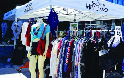 Fundraising in style with Mesa College Fashion Program