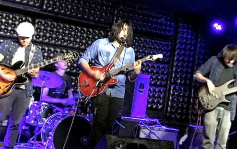 Sweet Myths, a Mesa student led band, rocks The Casbah!