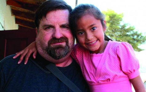 Helping orphans was a passion near and dear to Professor Jeff Berry's heart. Photo Credit: Facebook