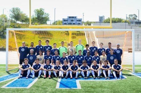 Mesa men's soccer keeping the faith