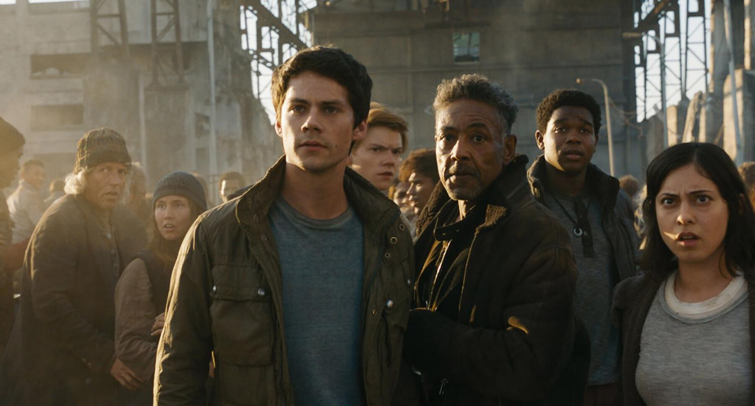 Maze Runner author 'deeply sorry' about harassment