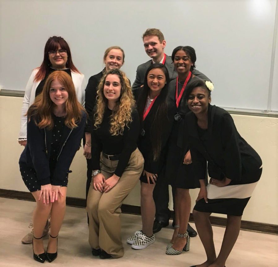 Mesa Forensics team members place top in individual events. (Photo courtesy of instagram.com/sdmesaforensics).