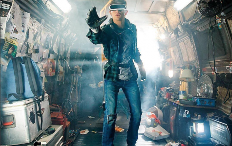 'Ready Player One' is a virtual reality adventure