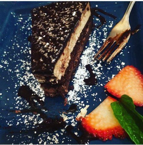 great desserts picture taken by Karina Bazarte