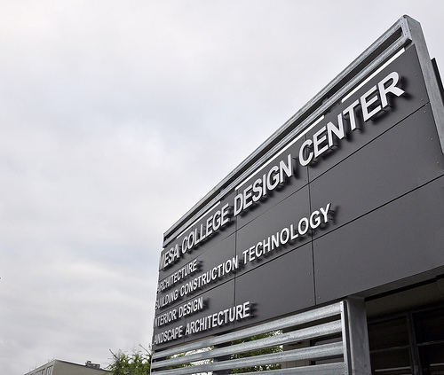 San Diego Mesa College Design Center      Photo Credit: Office of Communications