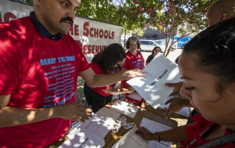 Mesa College Targeted by Signature Gatherers
