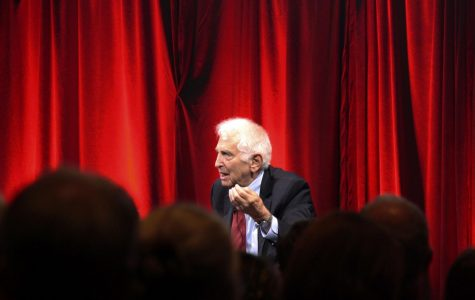 Former whistleblower Daniel Ellsberg talks at SDSU