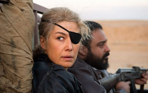 "Marie Colvin's story in ""A Private War"" reveals dangers journalists face in war zones"