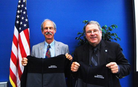 Two SDCCD board members retire