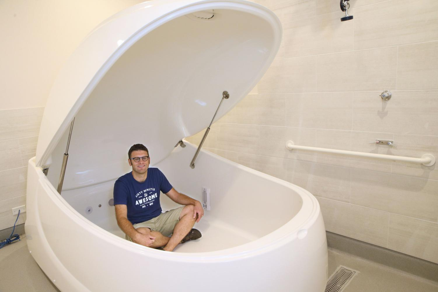 Sensory Deprivation tanks are the latest trend for people who are looking to