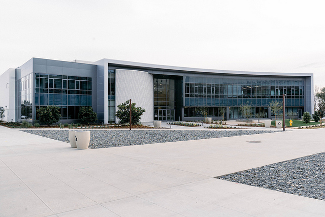 The new Business and Technology (BT) building opened just in time for the Spring 2019 semester.