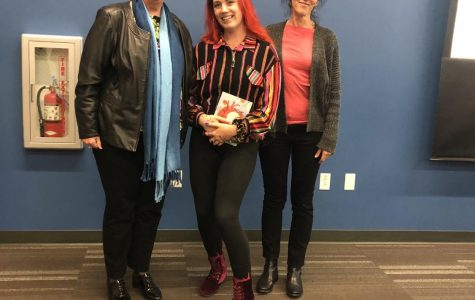 The Mesa Visions Literary Magazine awards students