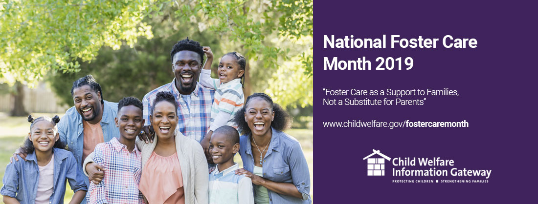 Show appreciation to those dedicated to helping children in foster care during National Foster Care Awareness Month Photo Credits: child welfare.gov