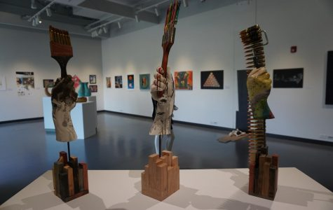 Mesa College debuts its new gallery's first Student Art Exhibition