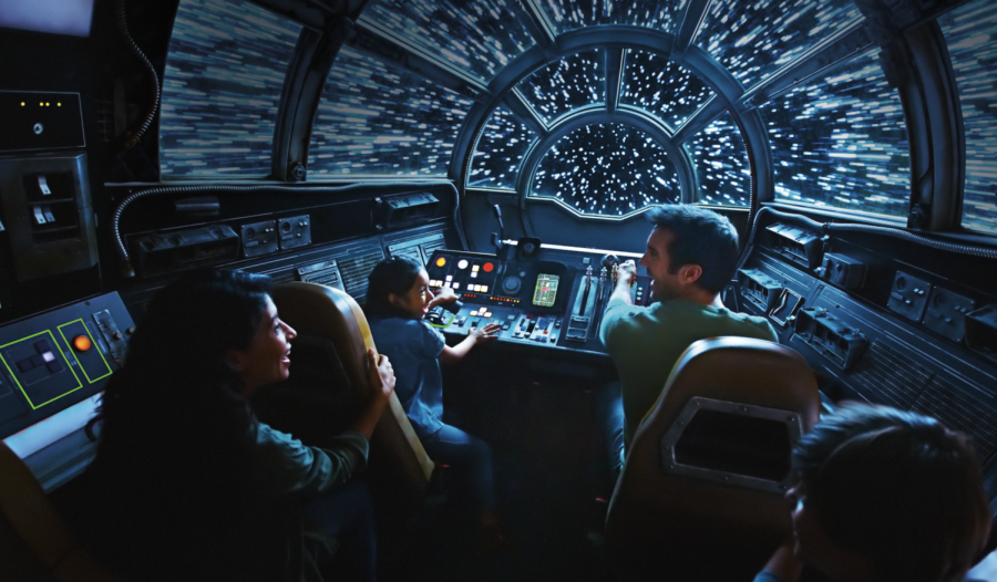 "This is no ""Jedi mind trick"" Disney's Galaxy's Edge is here"