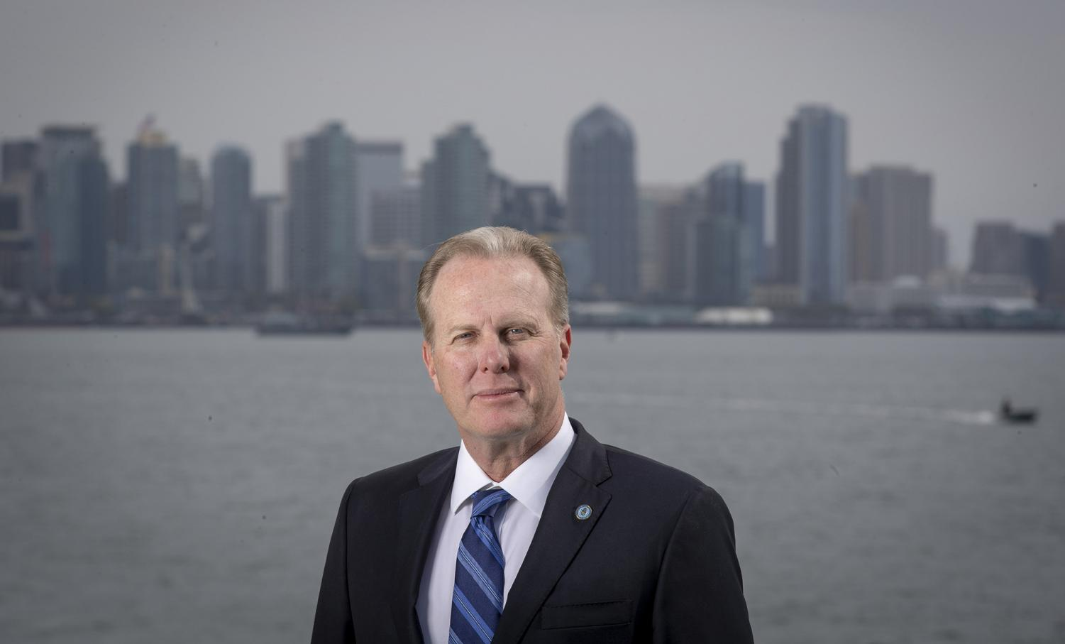 Mayor Faulconer's failure to do better for homeless people is shameful. Photo Credits: MCT Campus