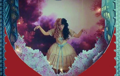 Melanie Martinez portrays the character Crybaby and showcases her musical piece