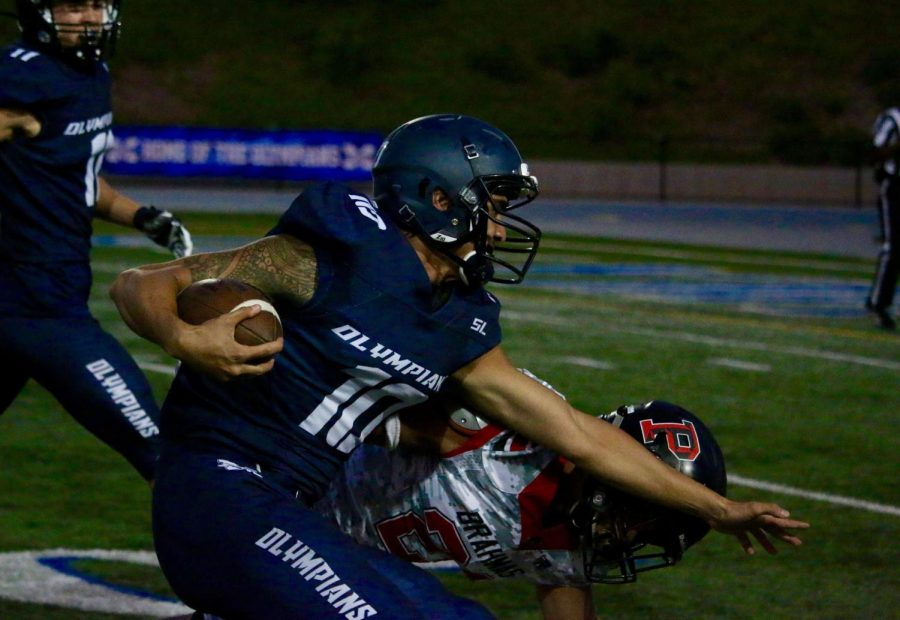 Mesa celebrates homecoming with triumphant victory