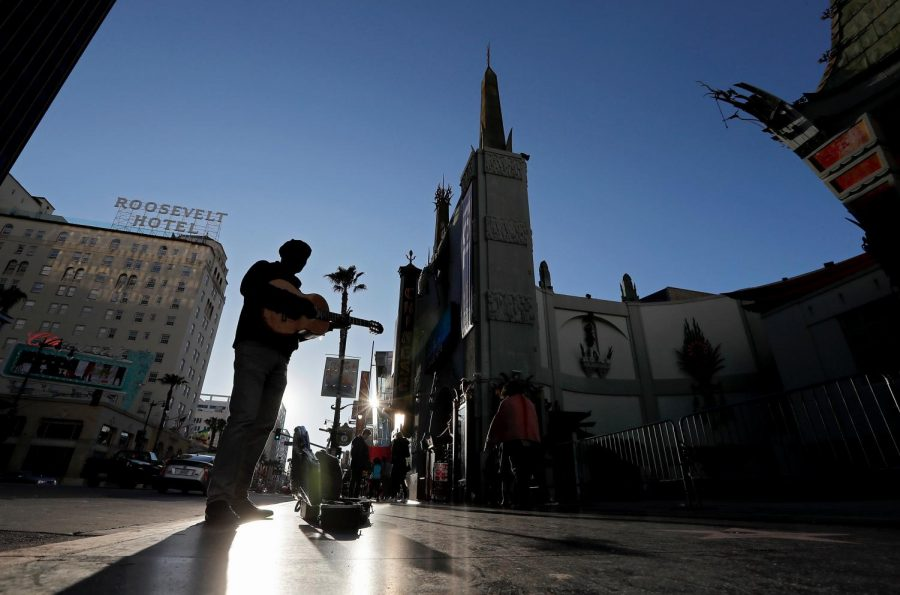 Hollywood's beginning to feel like a ghost town.