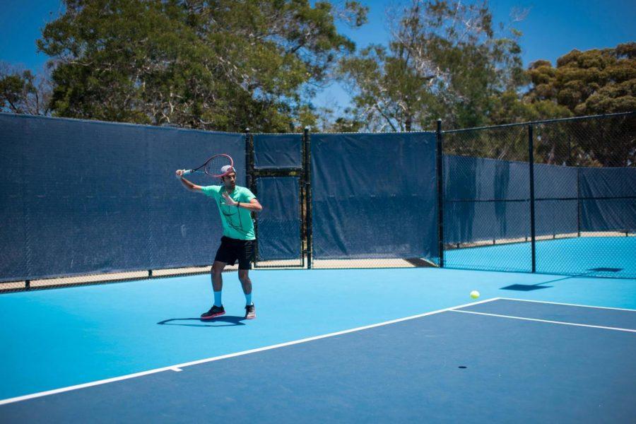 Balraj Sangha: Mesa Olympians Tennis Number One