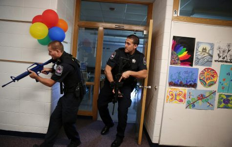 Training on active shooter situations address student and faculty safety.