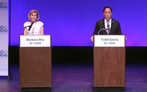 The San Diego mayoral seat will be filled on Nov. 3 after a tight race.