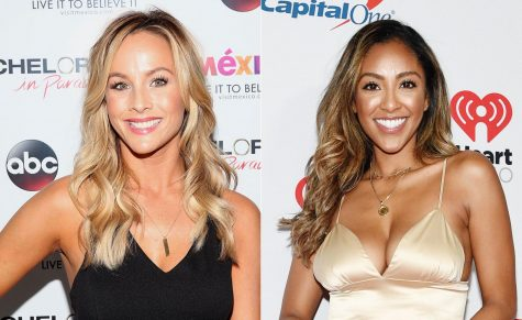 Clare Crawley gets replaced by Tayshia Adams after she finds her husband within a few days in this seasons The Bachelorette
