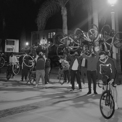 Blends brings the community together one bike ride at a time