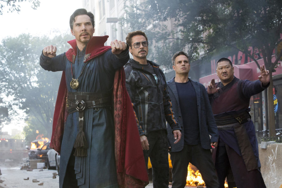 Marvel Studios Avengers: Infinity War was one of the best rated movies of the MCU.