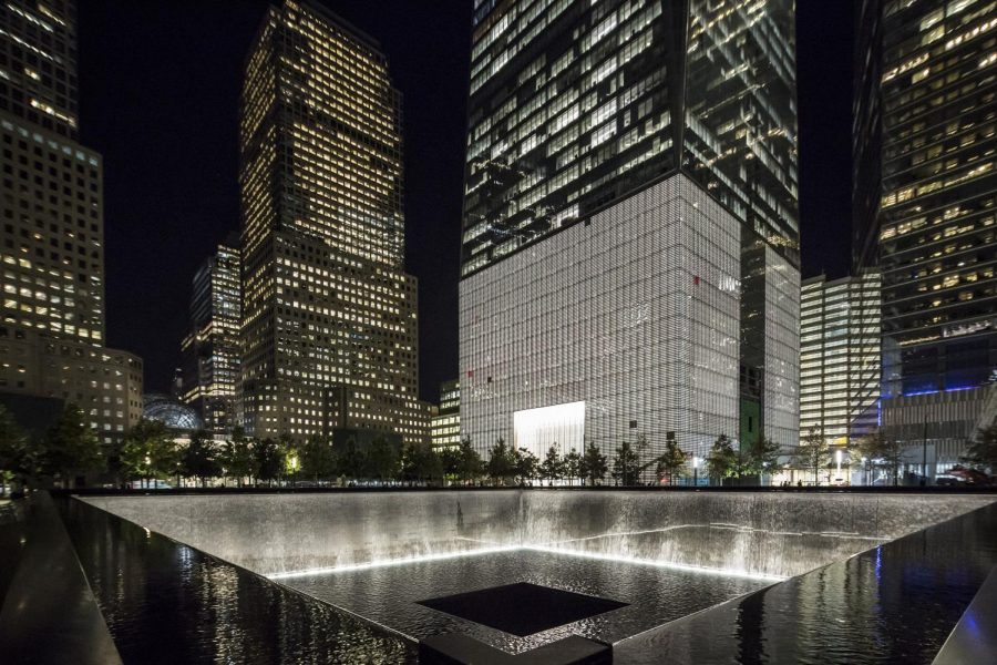 The new One World Trade Center memorial stands where the old World Trade Centers once stood, giving Americans a reminder of that tragic day, and an inspiration to come together and become stronger.