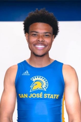Charles Chucky Price former Mesa track and field athlete.