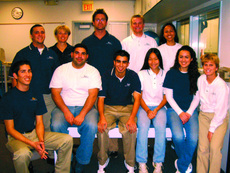Mesa breeds athletic trainers of the future