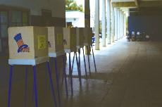 One percent of students participate in ASG elections